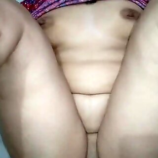 wife fucked hairy pussy creampie