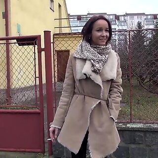 Takevan - Brasilian whore with hairy pussy cum on hard cock
