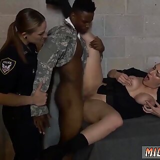Milf amateur sucks like pro Fake Soldier Gets Used as a Fuck Toy